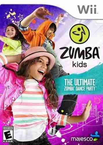Descargar Zumba Kids The Ultimate Zumba Dance Party [MULTI5][PAL][iCON] por Torrent